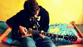 Guitar Cover - Spider Murphy Gang - Skandal im Sperrbezirk (Rock Version)