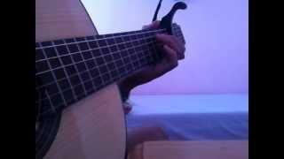 Hy Vọng - Tăng Nhật Tuệ (guitar cover for my Susu)