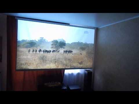 Тест световозвращающей ткани от Геннадия - YouTube