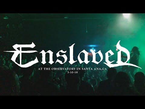 Enslaved @ The Observatory in Santa Ana,...