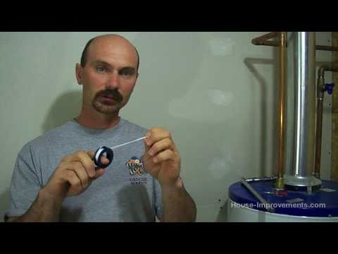 How To Replace Your Water Heater Anode Rod