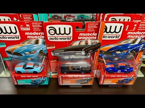 Lamley Unboxing: Auto World 2019 Premium Release 3