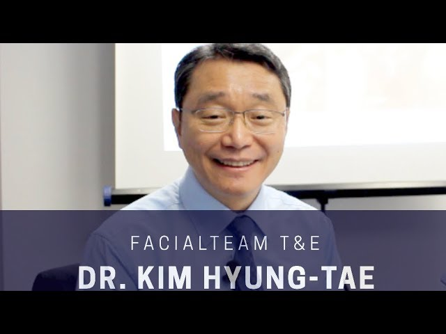 FACIALTEAM's T&E Program welcomes Dr. Kim Hyung-Tae | FACIALTEAM