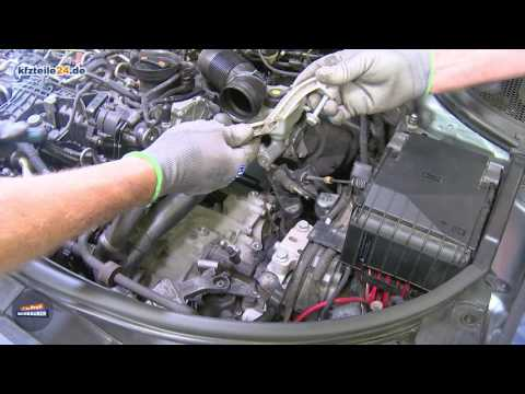 Wechsel der Kupplung - Audi A3 [TUTORIAL]