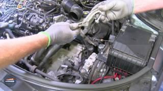 Wechsel der Kupplung  Audi A3 [TUTORIAL]