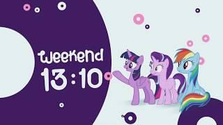 Maraton My Little Pony | NOWY sezon! | już w weekend w MiniMini+