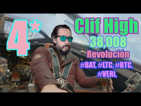 MAYU # 54: Cápsula informativa Libre - Clif High Bang Bang - Bitcoin 38,008USD