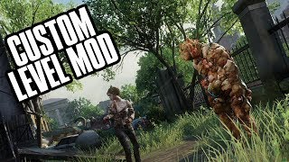 Custom Level Mod - Infected at The Capitol (The Last of Us)