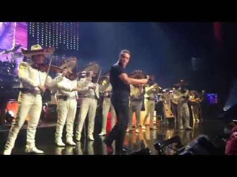 LA BIKINA - Luis Miguel - Live - Las Vegas - September 13, 2014