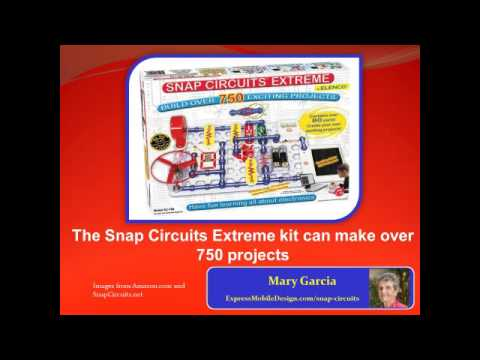 Snap Circuits Electronic Learning Toys