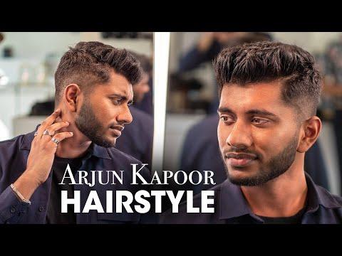 hawk-undercut-hairstyle---arjun-kapoor-haircut---indian-hair