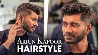 Hawk Undercut Hairstyle - Arjun Kapoor Haircut - Indian Hair