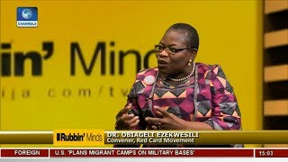 Nigeria's Poor Governance Linked To APC & PDP - Oby Ezekwesili Pt 1 | Rubbin Minds |