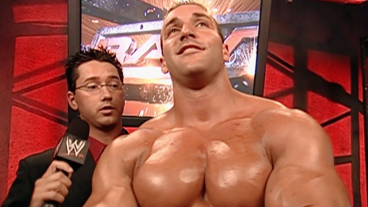 Carlito Wants WWE To Bring Back Chris Masters