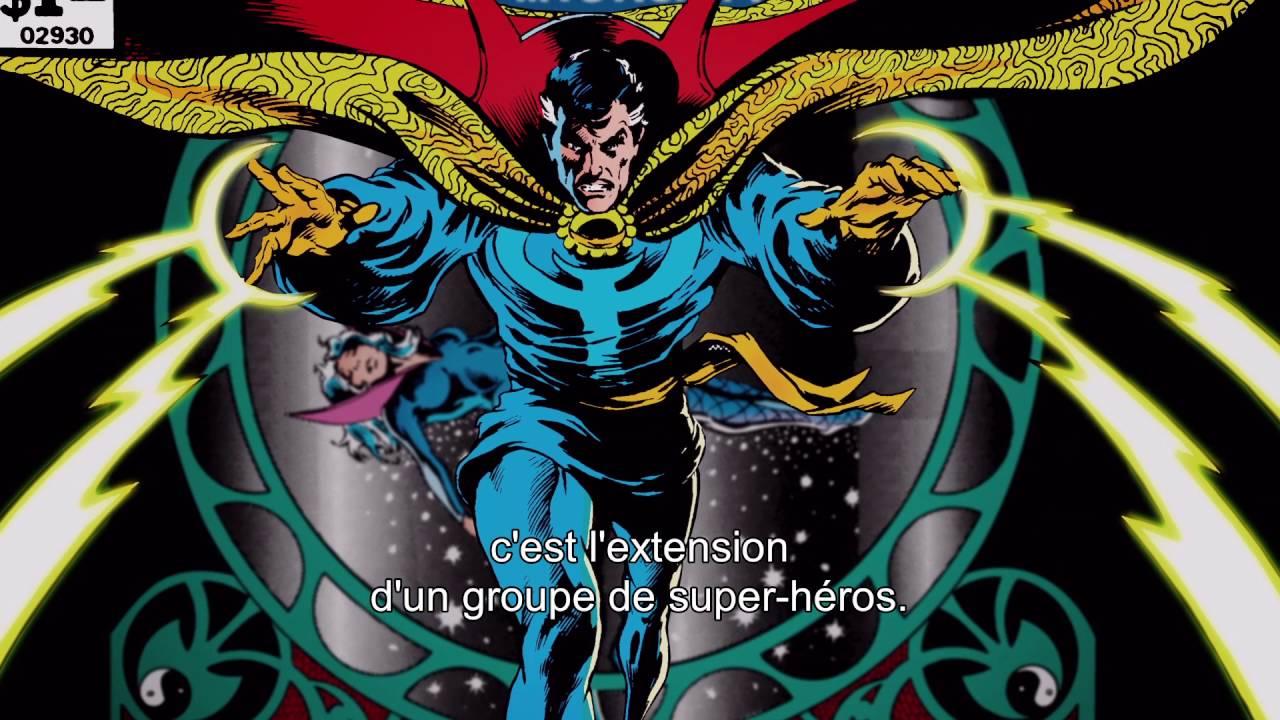 Doctor Strange - Reportage : Le rôle de Doctor Strange