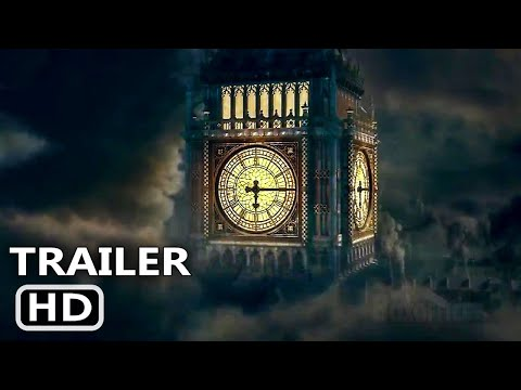 PETER PAN & WENDY Official Trailer 2021 Jude Law, Disney + Movie HD