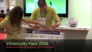 Watsoft au Salon Infosecurity 2008