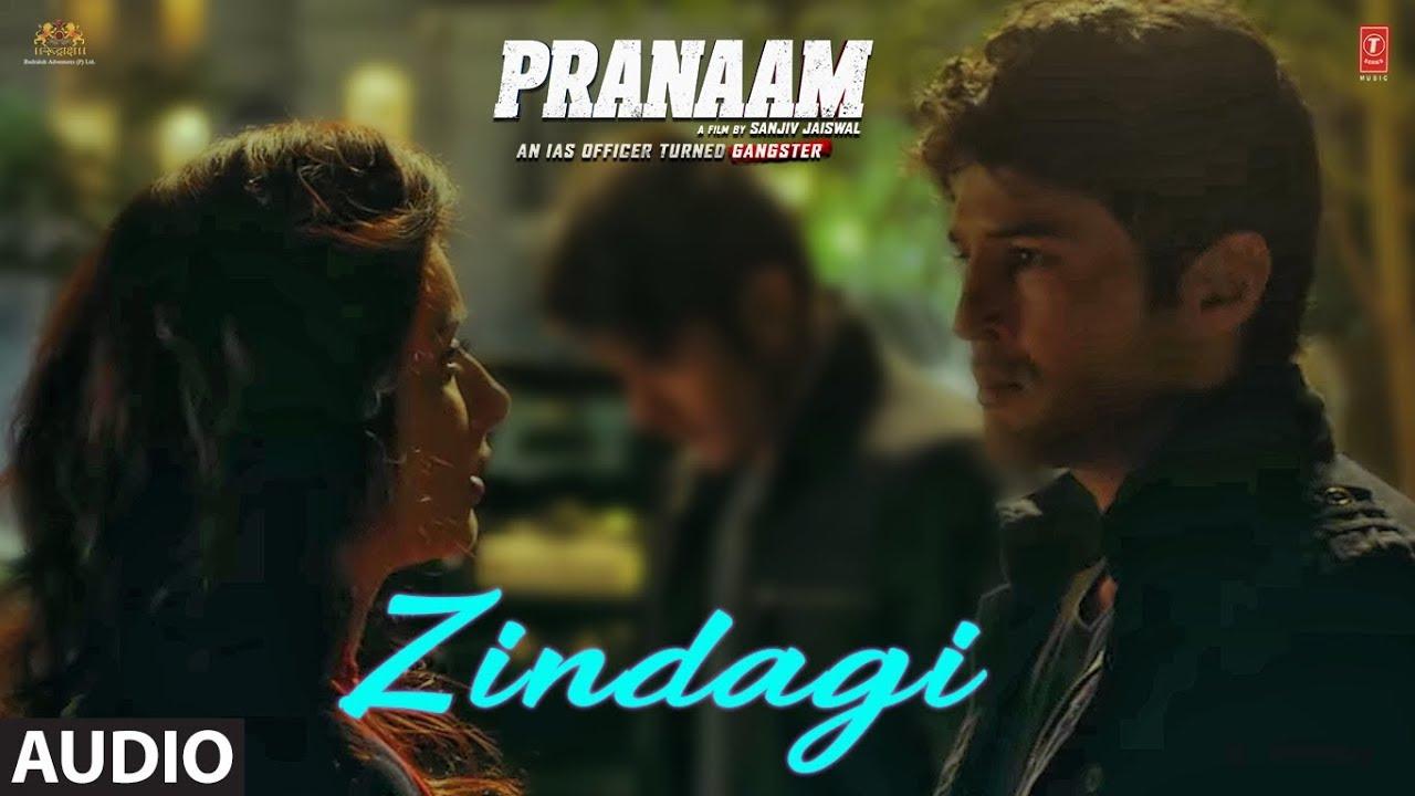 Zindagi Full Audio Song | Pranaam | Vishal Mishra, Ankit  Tiwari,Manoj Muntashir |  Sanjiv Jaiswal