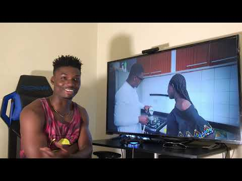 Reacting To Nii & Aj 'My Husband's First Time Cooking For Me' *Oh Ghana!*