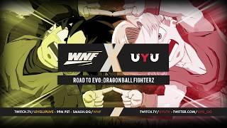 WNF x UYU: Road to EVO 2018
