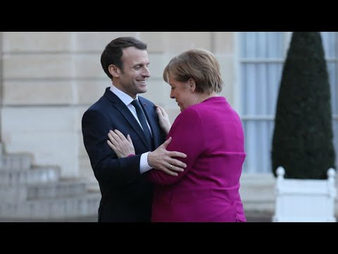 ماكرون يعلن دعمه مساعي ميركل لتشكيل الائتلاف الحكومي في ألمانيا  - نشر قبل 3 ساعة