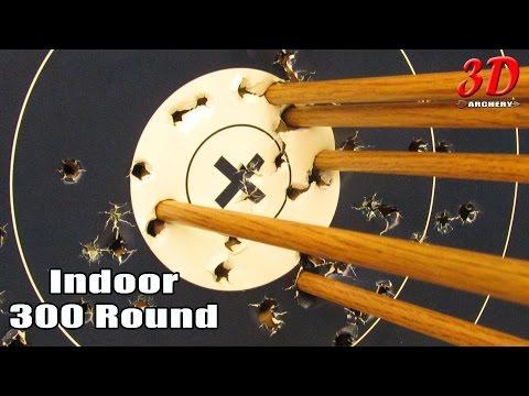 3D Archery - Indoor 300 Archery League
