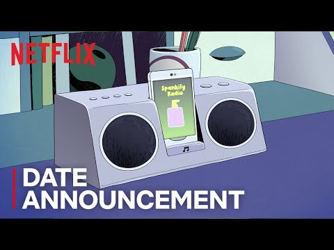 Big Mouth  Season 2  Date Announcement  Netflix