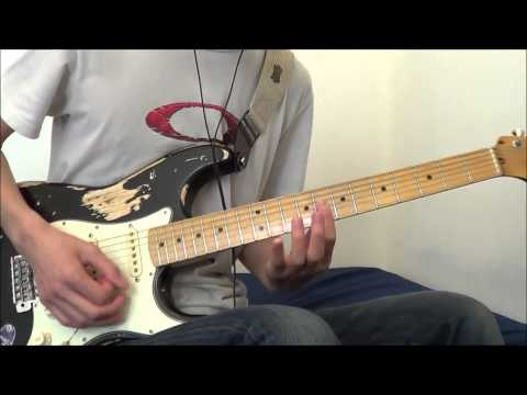 L'Arc~en~Ciel 「Link」 guitar cover