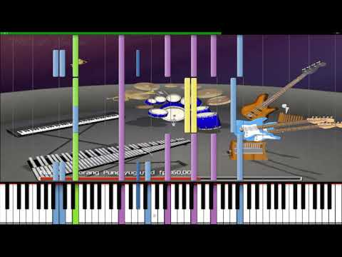 Download 【MIDI】Narae - Horang Pungryuga