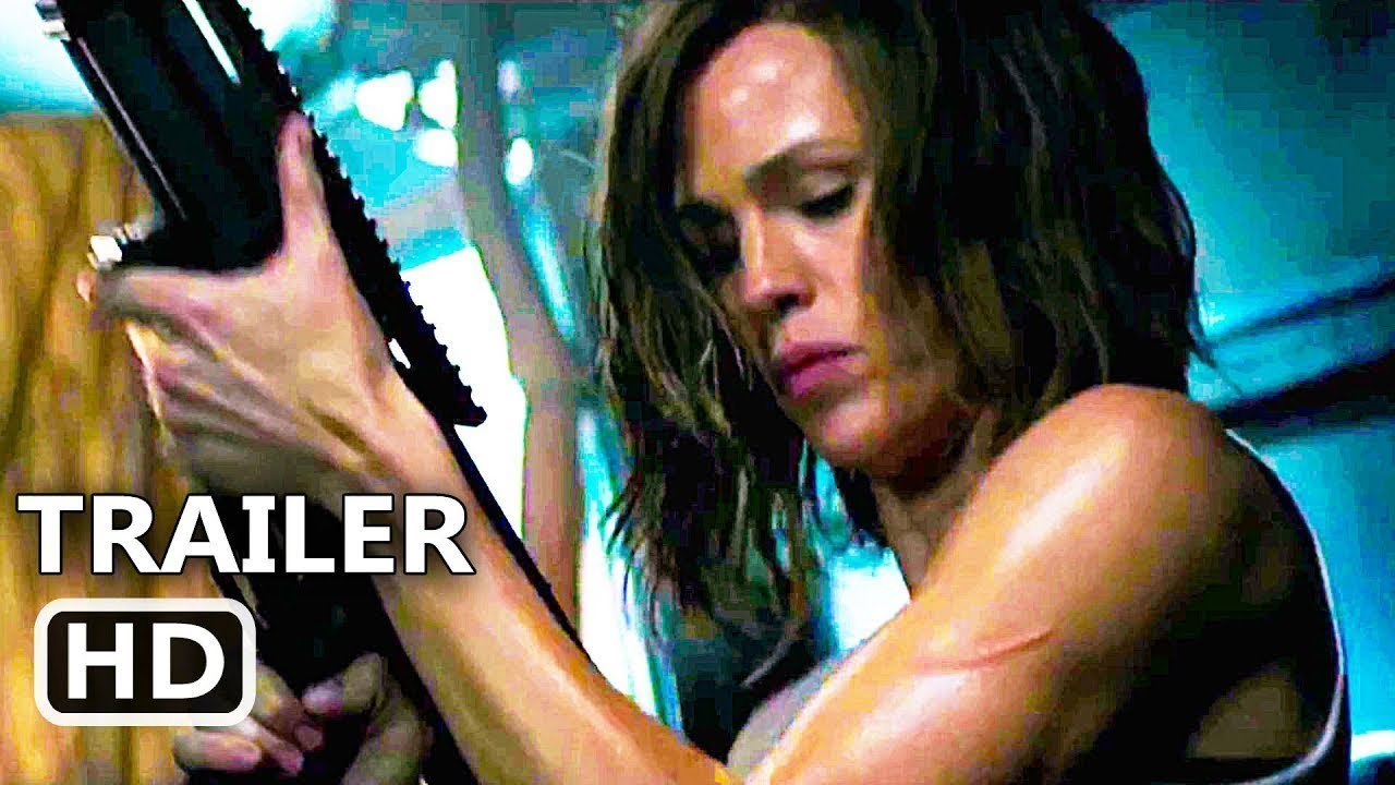 PEPPERMINT Official Trailer (2018) Jennifer Garner, Action Movie HD