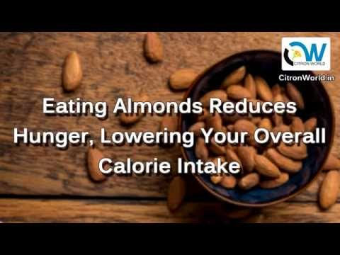 Health Benefits Of Almonds | Citron World - Online Dry Fruit Store
