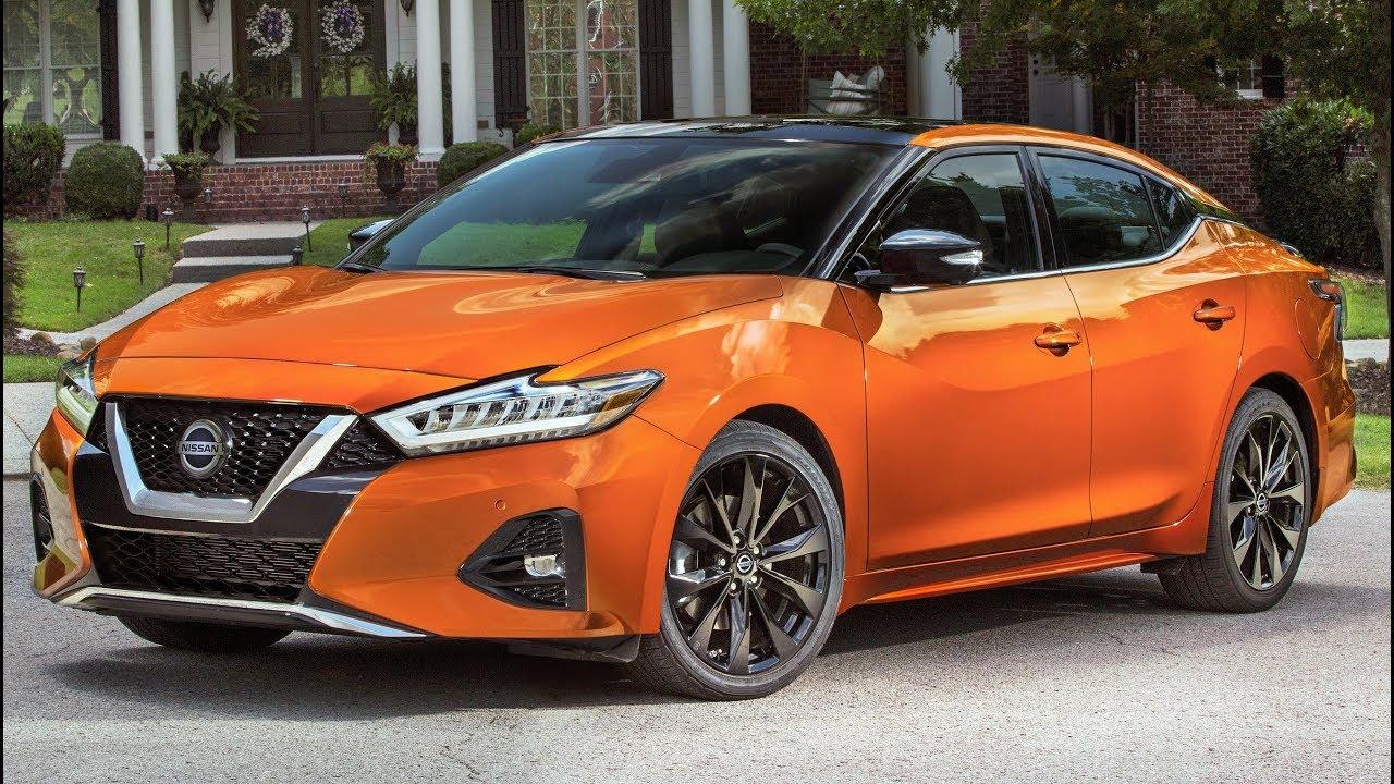 2020 Nissan Maxima High Performance Sedan