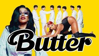 Download BTS (방탄소년단) - Butter ft. Cardi B, Megan Thee Stallion [Remix Video]