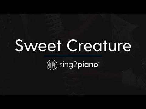 Sweet Creature [Piano Karaoke Instrumental] Harry Styles