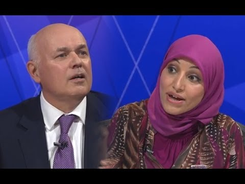 Iain Duncan Smith gets OWNED and called a