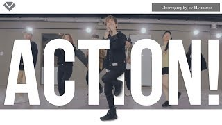 DPR LIVE -  Action!  GRAY그레이 | Dance Choreography by Hyunwoo | Choreography class by LJ DANCE