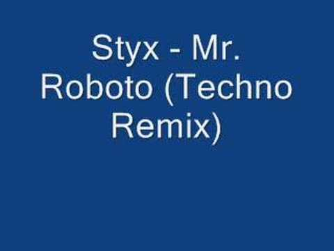 Styx - Mr Roboto (Techno Remix)