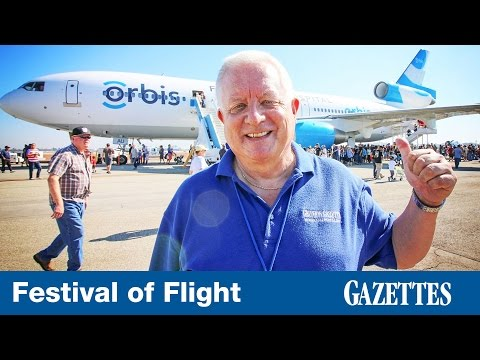 Festival of Flight at the Long Beach Airport