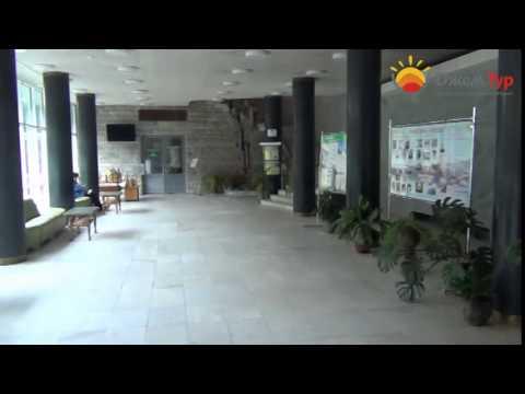 jamtour.org Санаторий Сосны (Минская область, Белоруссия), холл Главного корпуса