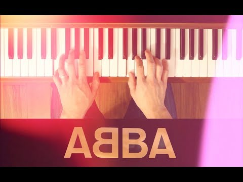 Chiquitita (ABBA) [Easy-Intermediate Piano Tutorial]