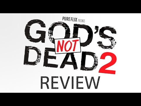 God's Not Dead 2 Christian Movie Review