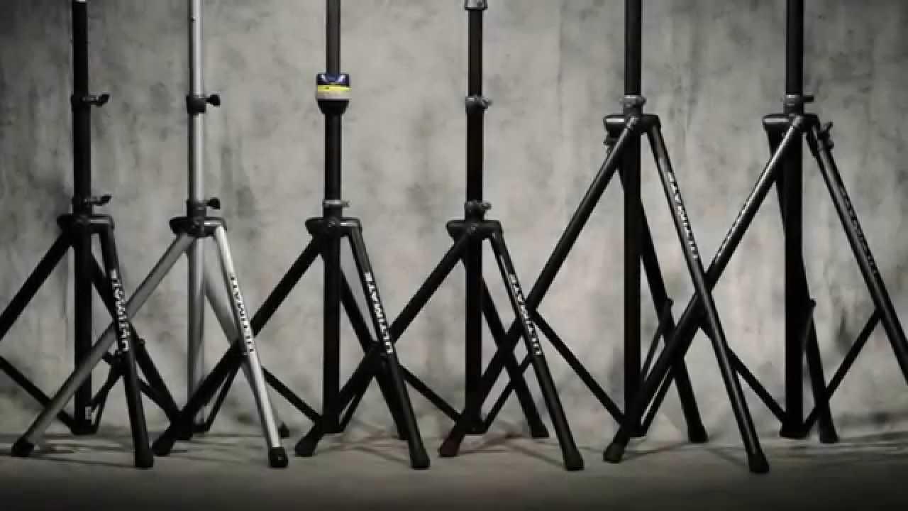 Ultimate Support Ts 70b Aluminum Tripod Speaker Stand