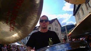L'Boxon - Ville de Sainte-Croix - Marché d'été 2013 - Balcon du Jura