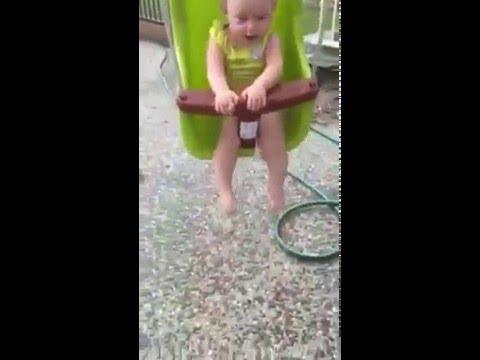 Baby Bunnings Swing