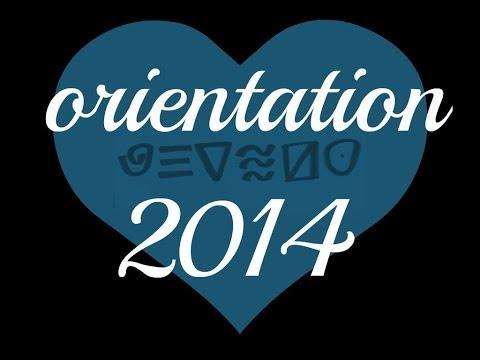 Kiowa Orientation 2014