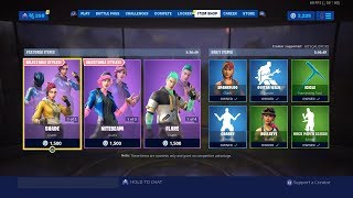 *NEW* FORTNITE ITEM SHOP COUNTDOWN!!! | SEPTEMBER 9th NEW SKINS - FORTNITE BATTLE ROYAL!!!