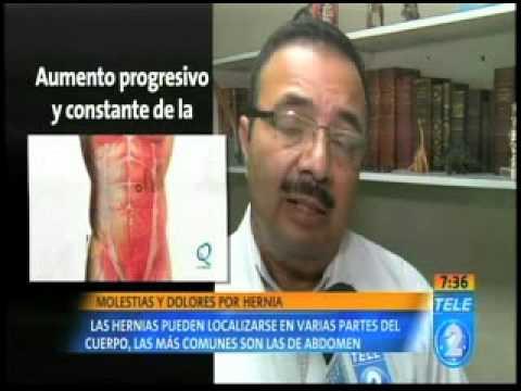 uretritis y hernias