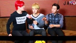 [Sub Español] JYJ - Entrevista en Vietnam.Asia Tour