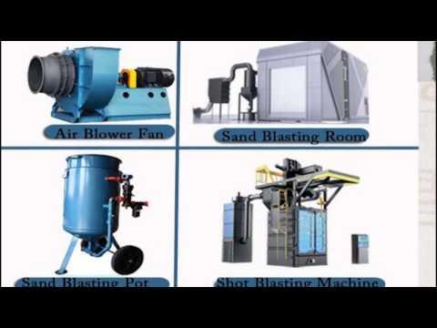 Shandong Kaitai Group---Shot blasting machine