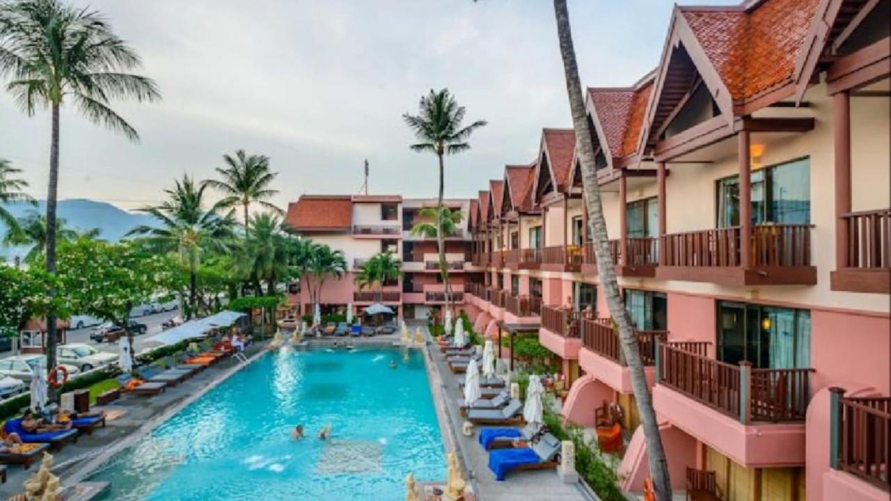 seaview patong hotel patong beach phuket thailand